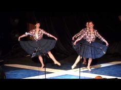 "▶ A Scottish Highland choreography to ""Touch the Sky"" performed by dancers in Moscow. Highland dance really is everywhere!"