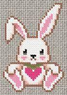 Resultado de imagen para baby dog cross stitch