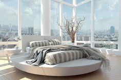 36 dicas de decoração para o seu quarto! Confira! ;)