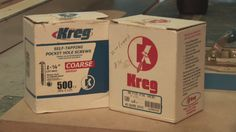 Video: How to Use the Kreg Jig