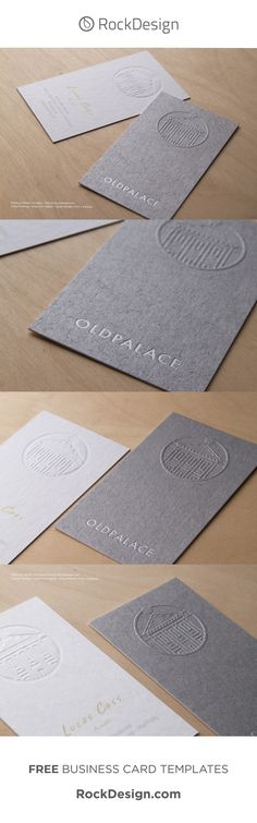 Check out our designs for business card ideas. Metal Business Cards, Premium Business Cards, Luxury Business Cards, Free Business Card Templates, Free Business Cards, Label Design, Branding Design, Websites Like Etsy, Stamp Printing