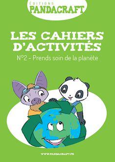 Un cahier d'acivités écolo et gratuit pour les enfants Earth Day Activities, Holiday Activities, Developement Durable, Clean Up Day, Green School, Classroom Language, Reduce Reuse, Second Language, Too Cool For School