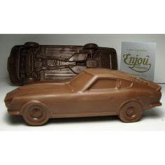 Chocolate Datsun 280Z Replica