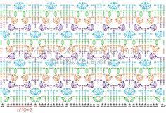 Узор Мерцание Плеяд с пышными косичками | Вязание крючком от Елены Кожухарь Crochet Stitches Chart, Granny Square Crochet Pattern, Crochet Diagram, Crochet Motif, Diy Crochet, Crochet Designs, Crochet Patterns, Square Patterns, Stitch Patterns