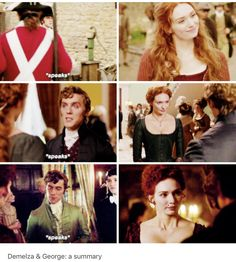 Demelza and George