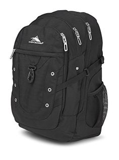 High Sierra Tactic Backpack Black ** You can get more details by clicking on the image.