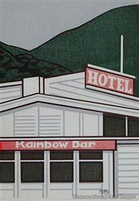 Paekakariki Hotel II by Robin White