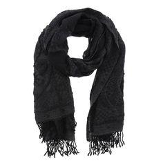 Een prachtige wintersjaal van het merk Otra Cosa. Deze sjaal van wol is heerlijk warm om te dragen bij bijvoorbeeld uw winterjas. Daarnaast ook erg geschikt als cadeau! Materiaal: 100% wol. Grootte: 70 x 180 cm.