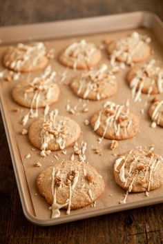 Perfectly Pecan Praline Cookies