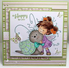 So Happy For You by danni5199 - Cards and Paper Crafts at Splitcoaststampers