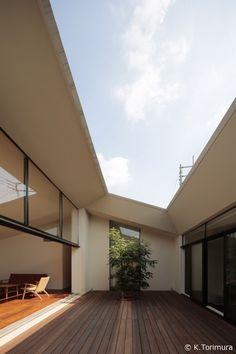 「空と共に暮らす平屋」石井秀樹建築設計事務所の投稿記事|HouseNote(ハウスノート)