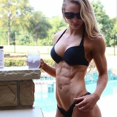 Fitness girls : Beautiful Girls with Abs Hot Girls, Girls With Abs, Fitness Inspiration, Fit Girls Images, Fitness Models, Female Fitness, Fitness Motivation, Fitness Abs, Ripped Fitness