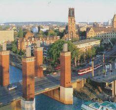 Duisburg, Germany.