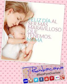 Feliz día a todas las madres Rumbacaneras #Rumbacana #BailaParaDivertirte