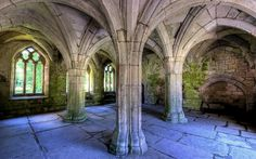 high resolution wallpapers widescreen valle crucis abbey