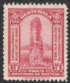Guatemalan Stamps