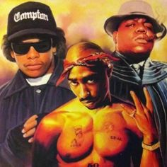 2Pac Ft. Biggie Smalls, Eazy E & Big Pun - The Streets by dino134679 - Listen to music