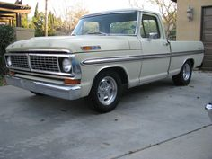 1970 Ford F100 Short Bed