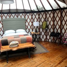 29 Glamping Spots & Cozy Cabins Perfect for Winter Adventures Glamping California, Big Basin, Guest Ranch, California National Parks, Camping Spots, Cozy Cabin, Outdoor Fire, Big Sur, Two Bedroom