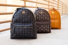 MCM Backpacks Holiday 2012