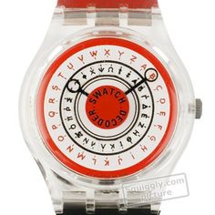 Swatch Find-The-Code GK720 - 1997 Autumn and Winter Collection