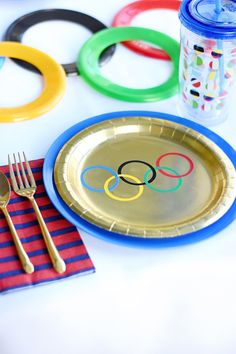 Go for the Gold with an Olympics-Themed Kids Party