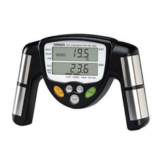 Top Body Composition and Body Fat Analysis Products: Omron Body Fat Analyzer