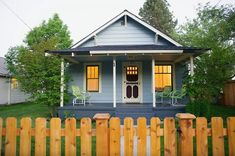 The Mill House Cottage in Bend, OR