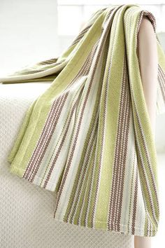 Love these throws...bought two for my daughter's guest room but think I might need one for me.