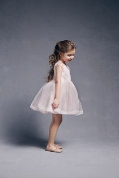 Nellystella Love Mimi Dress in Orchid Ice - The Girls @ Los Altos