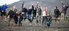 Group on Bromo voulcano.  #iloveindonesia #iloveasia #prygody