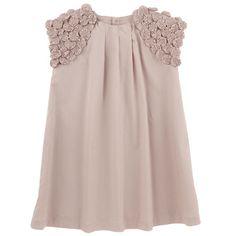 9823e45a0540 Tartine et Chocolat - Powder pink jasmine voile dress Jasmin Rose