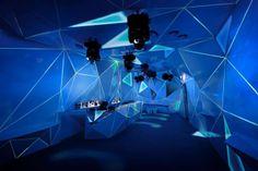 বিশ্বের NiNi নিহত — Club, Turkey by Uras X Dilekci Architects Club Ambiance, A As Architecture, Nightclub Design, Future Buildings, Club Lighting, Pub Design, World Festival, Futuristic Interior, Building Systems