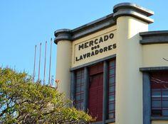 Mercado dos Lavradores Madeira. Top things to do in Madeira on this free travel guide :  http://www.europeanbestdestinations.com/travel-guide/madeira #Madeira #Portugal  #Visitportugal #Europe #travel #europeanbestdestinations