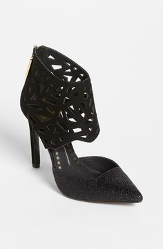 This perforated pump is perfection.
