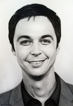 Realistic Celebrity Pencil Drawings by Natasha Kinaru