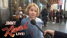 Love is difficult to put into words. So with Valentine's Day approaching, we thought it would be fun to go out on the street to ask kids to explain love. 3 R...