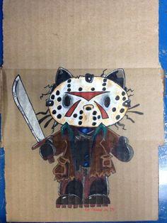 Hello kitty Jason