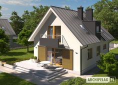 #Projekt domu #ARCHIPELAG - Eliot G1