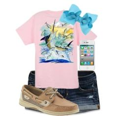 Maybe it would look better with nike shorts and some sandals and without the bow