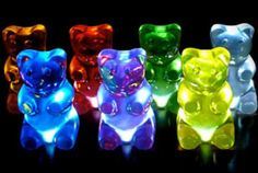 A Brief History of Gummy Bears | Mental Floss
