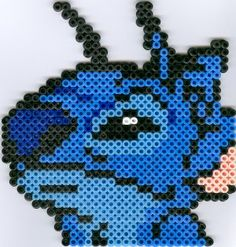 Stitch by nekomusume.deviantart.com on @deviantART