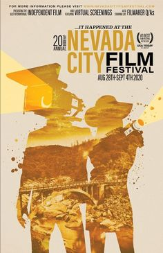 Tickets on Sale for 20th Anniversary Nevada City Film Festival City Events, Local Events, Fun Events, Organic Popcorn, Nevada City, Making A Movie, Independent Films, 20th Anniversary, Happenings