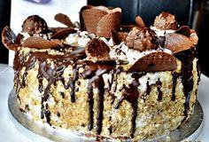 Nutella, Tiramisu, Food And Drink, Ice Cream, Sweets, Ethnic Recipes, Desserts, Cakes, Pies