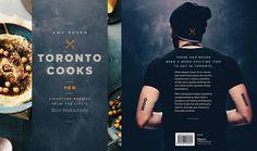 Toronto Cooks on Behance