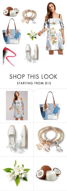 """""""summer"""" by sabinanejla ❤ liked on Polyvore featuring Marc Jacobs and Lapcos"""