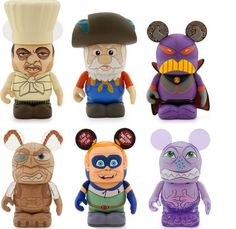 Pixar Villians