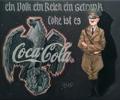 Coca Cola Adolf Hitler
