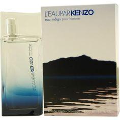 de79106d6 L'eau Par Kenzo Eau Indigo By Kenzo Edt Concentree Spray 1.7 Oz. Kenzo CorianderIndigoBergamotPerfume ...
