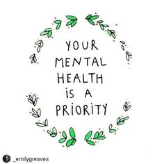 Positive Mental Health, Mental Health Matters, Mental Health Slogans, What Is Mental Health, Working In Mental Health, Mental Health Programs, Staying Positive, True Words, Ptsd